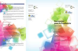 Formación para la Excelencia - Agencia de Desarrollo Económico