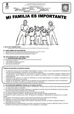 ética - Colegio Germán Arciniegas IED