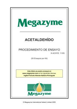 ACETALDEHÍDO