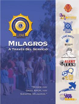 Programa del Presidente Internacional 2008/2009