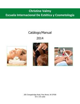 Escuela Internacional De Estética y Cosmetología