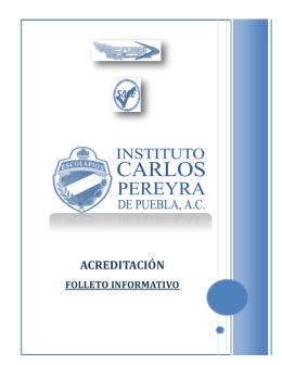Manual - Instituto Carlos Pereyra