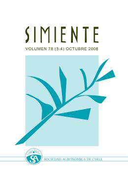 Q - Sociedad Agronómica de Chile