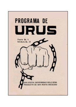 Programa URUS.indd