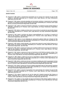 Pág. 7391 - Parlamento de Cantabria