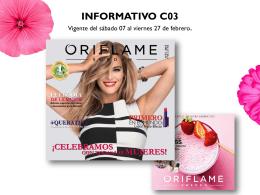 1 - Oriflame