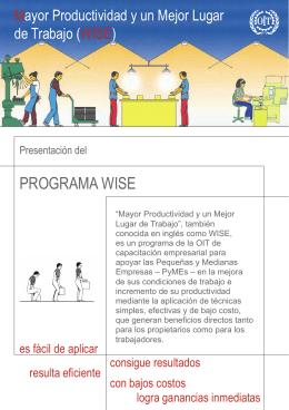 brochure spanish.indd