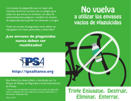 triple rinse brochure_Spanish_2014