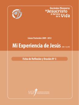 Mi experiencia de Jesús