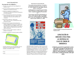 Civil Rights Brochure_Spanish.pub