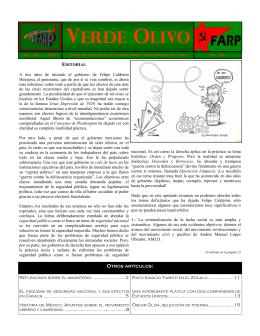 Verde Olivo No. 018