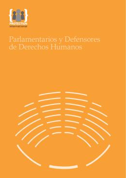 Guía Parlamentaria (español)