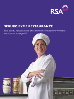 Seguro PYME Restaurante.ai