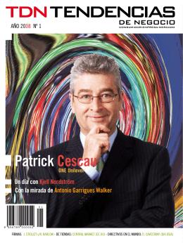 Patrick Cescau