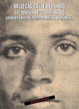 PROGRAMA 2010 (en pdf) - Vallecas Todo Cultura