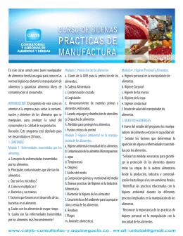 folleto calybcurso