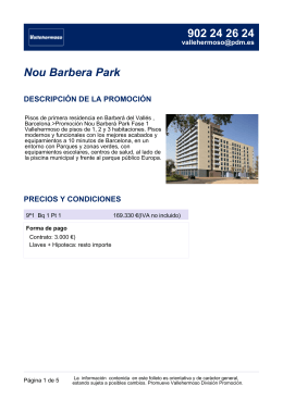 Nou Barbera Park