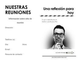Folleto en PDF - WordPress.com