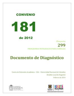 proyecto 299 de 2012 - Observatorio Local de Engativá
