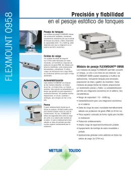 Módulos de peso FLEXMOUNT - Logismarket, el Directorio Industrial