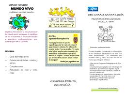 """proyectos pedagógicos de aula """"ppa"""" - primer ciclo"""