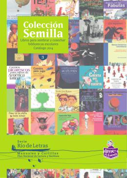 Colección Semilla - Colombia Aprende