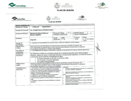 plan sesion-MADI-CLAU-2015-2101