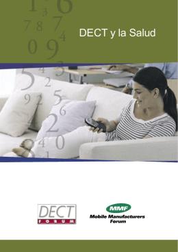 DECT y la Salud - Mobile Manufacturers Forum