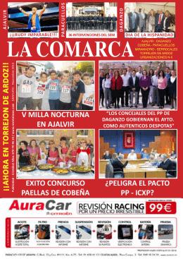 La Comarca - Revista La Voz