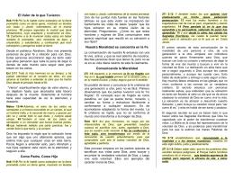 Fam24 La Fe de Nuestros Padres - Folletos y Tratados Evangelicos