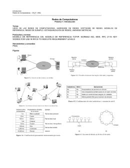 Practica 1 Introduccion - Redes de Computadora TPI