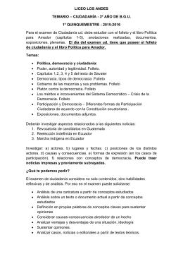 Descargar - Temarios - Unidad Educativa Liceo Los Andes