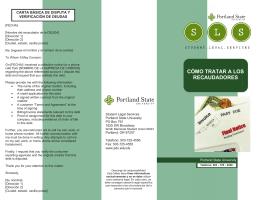 S - Portland State University