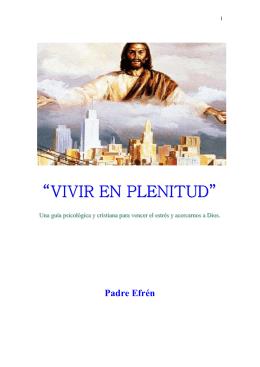 VIVIR EN PLENITUD