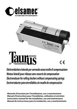 taurus - Elsamec
