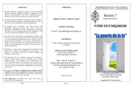 Vida Consagrada 07 - Arquidiócesis de Santa Fé de Antioquia