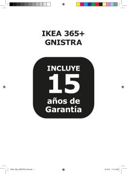 ikea 365+ genistra