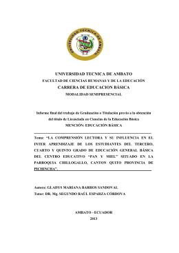 Gráfico Nº 2 - Repositorio Universidad Técnica de Ambato