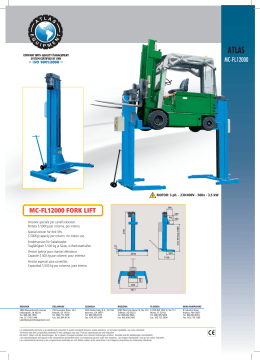 MC-FL12000 FORK LIFT - Greg Smith Equipment Sales