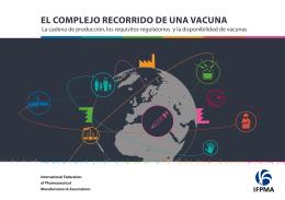 EL COMPLEJO RECORRIDO DE UNA VACUNA