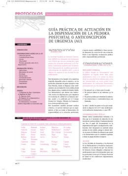 introducción - Farmacéuticos Comunitarios