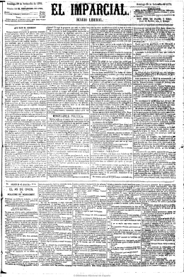 Imparcial, El (Madrid. 1867) 18750926
