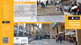 Ingeniería Comercial - Universidad Central de Chile