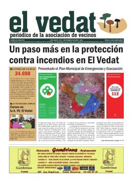 Un paso más en la protección contra incendios en El
