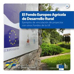 El Fondo Europeo Agrícola de Desarrollo Rural