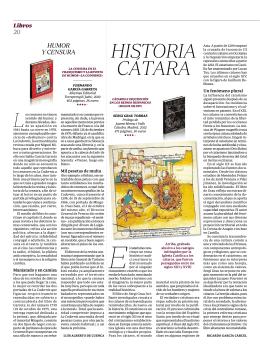 HISTORIA CÁTARA