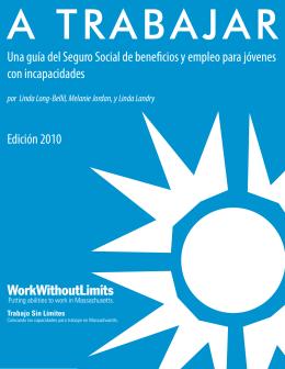 Edición 2010 Una guía del Seguro Social de beneficios y empleo