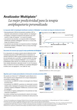 La mejor predictividad para la terapia antiplaquetaria personalizada