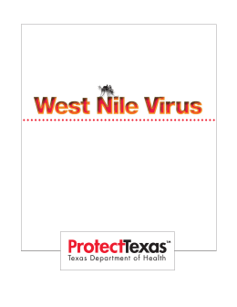 West Nile virus packet for printing.qxd
