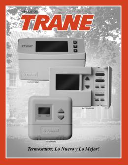 Termostatos - TermoGross SRL / Sistemas de Aire Acondicionado y
